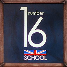 Logo Number16