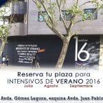 nueva academia de inglés Gómez Laguna