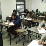examen Cambridge Zaragoza