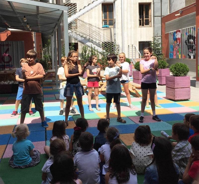 actividades ingles para niños
