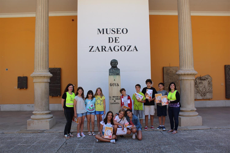 Intensivos ingles verano niños Zaragoza