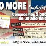 """beca de inglés """"Do More"""""""