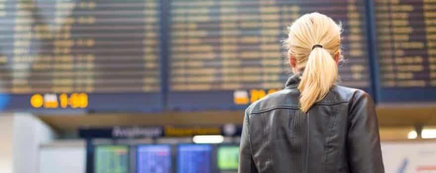 inglés en aeropuertos