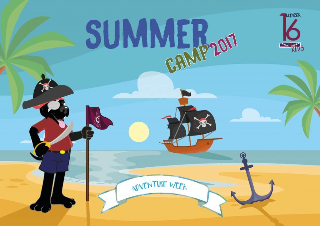 Summer Camp 2017 el campamento en inglés para niños en Zaragoz