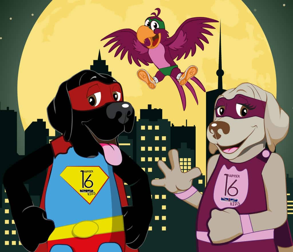 Los mejores superhéroes en inglés, ¿cuál eliges? - N16Kids