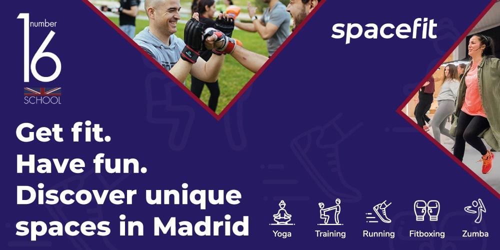hacer deporte en Madrid
