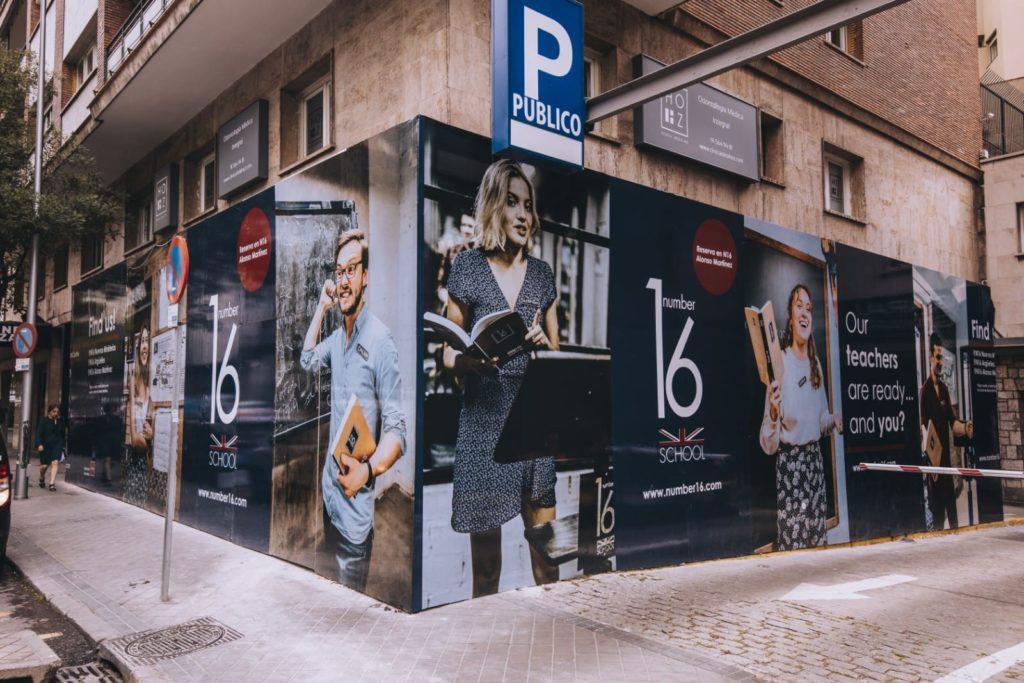 academia de inglés en Madrid Paseo La Habana Nuevos Ministerios