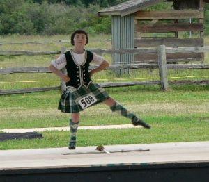 alt Highland Games de Escocia